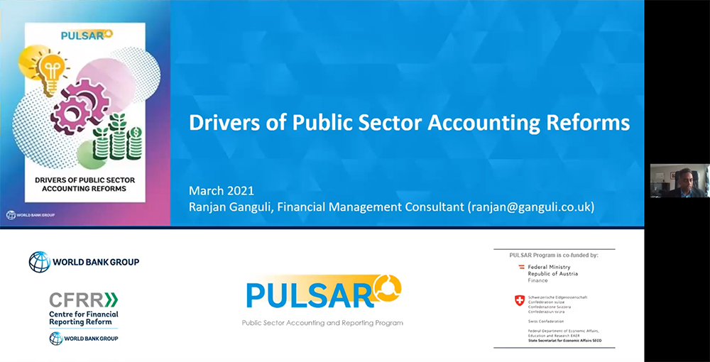 Drivers of Public Sector Accounting Reform