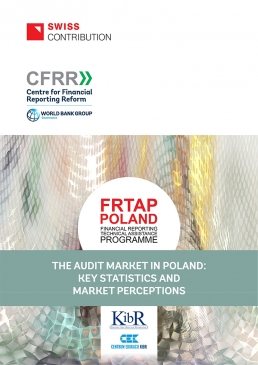 The Audit Market in Poland: Key Statistics and Market Perceptions cover