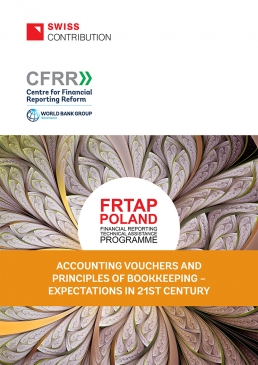 Accounting Vouchers and Principles of Bookkeeping - Expectations in 21st Century cover