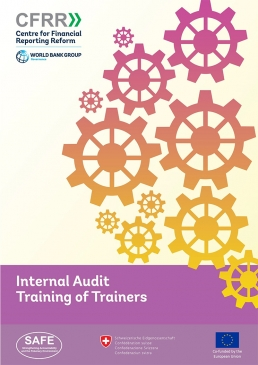 Internal Audit Training of Trainers Training Modules cover