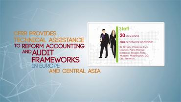 Embedded thumbnail for Centre for Financial Reporting Reform Introduction