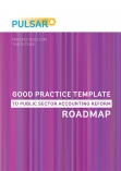 Roadmap to Public Sector Accounting Reform: Good Practice Template cover