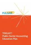 Toolkit: Public Sector Accounting Education Plan cover